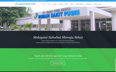 Launching Situs Web RSPUSRI.COM