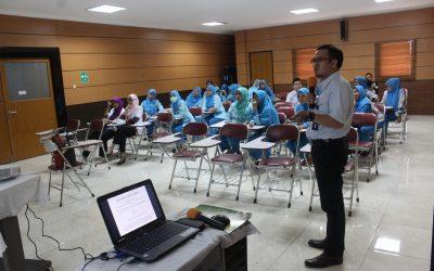 Pelatihan Keselamatan Kerja Rumah Sakit dalam Rangka Meningkatkan Kesadaran Budaya K3 di Lingkungan Kerja