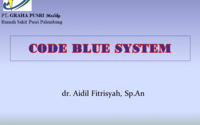 CODE BLUE RS PUSRI
